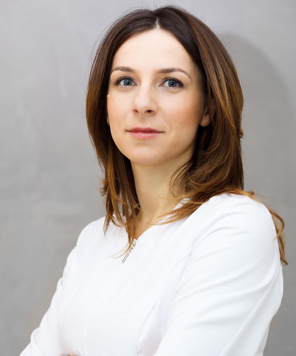 dr n. med. lek. stomatolog Magdalena Dragan