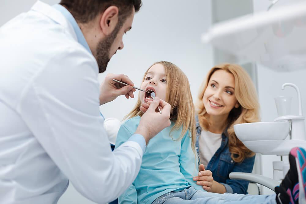 Leczenie próchnicy u dzieci